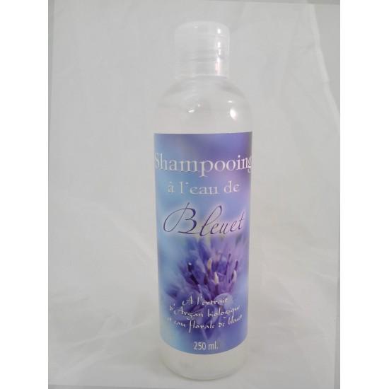 Shampoing à l'eau de bleuet 250ml