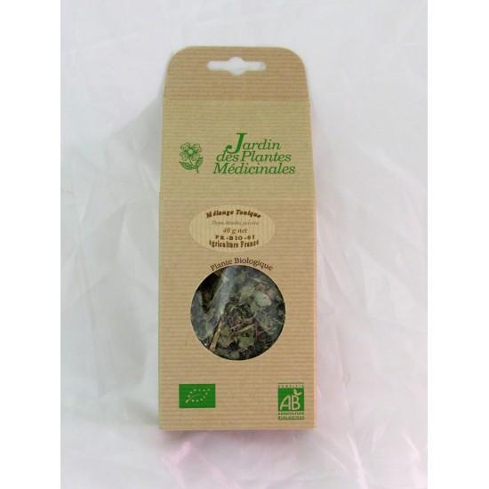 Mélange tonique BIO (thym, menthe poivrée)