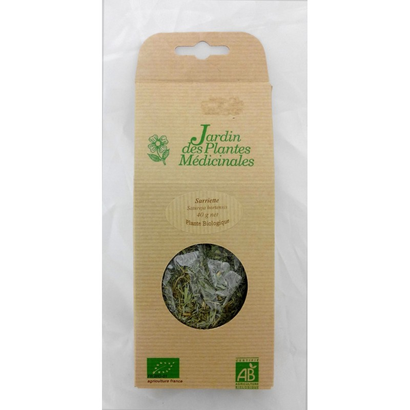 Sarriette BIO (satureja hortensis)