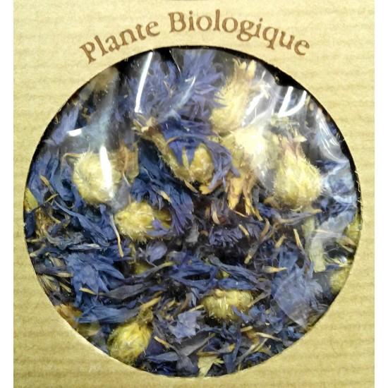 Bleuet BIO (centaurea cyanus)
