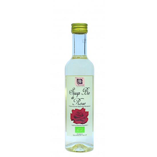 Sirop de rose naturel 50cl