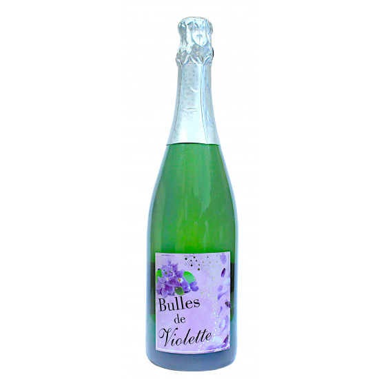 Crémant Bulles de Violette 75cL (lot de 6)