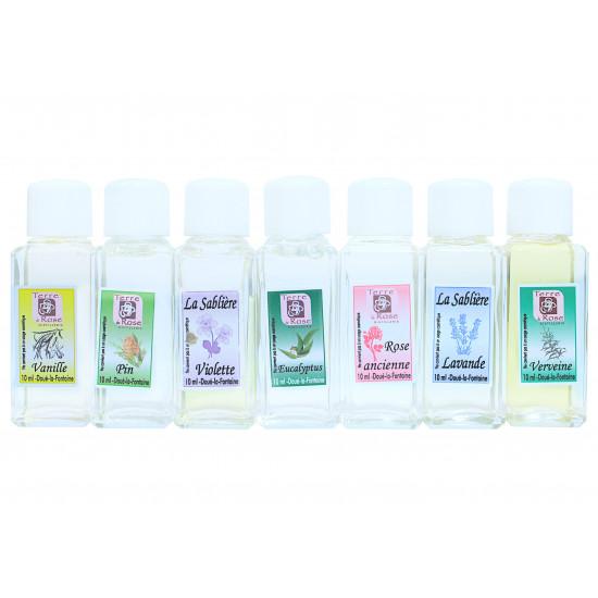 Extraits de parfums