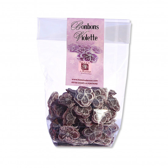Bonbon violette