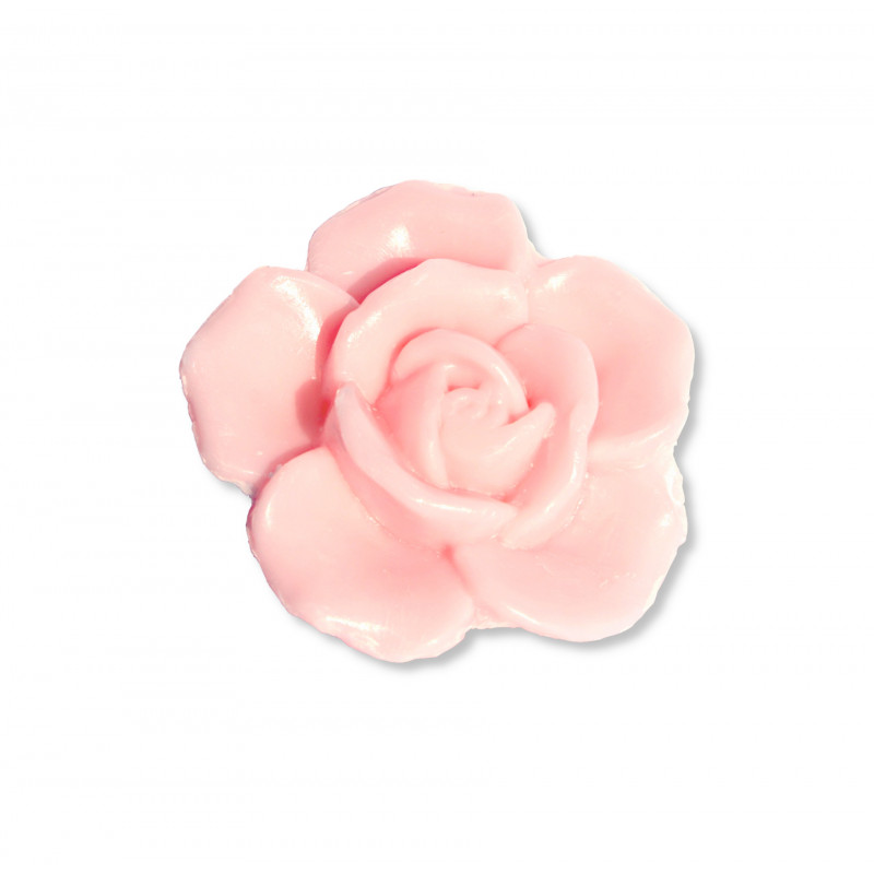 Petit savon forme rose 30g