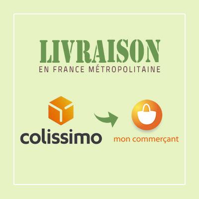 Frais de port offerts en point relais en France métropolitaine